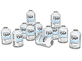 Dupont 12d11125612 Suva R134a Refrigerant/freon - (1) Case Containing - (12) -12oz Cans Per Case