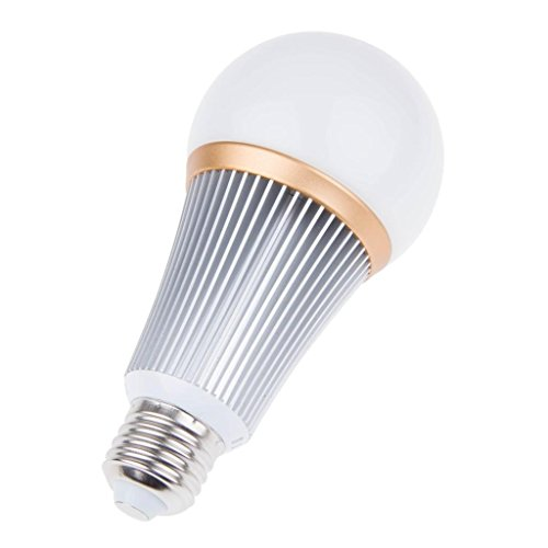9W Led Dimmable E27 Globe Bulb Super Bright 9 Leds Cool White Flood Lighting Lamp