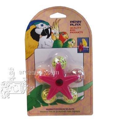Cheap Penn Plax Star Wheel Bird Toy (BA532)