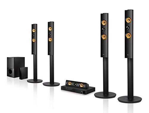 LG Electronics LHB755W Home Theater System (2015 Model)