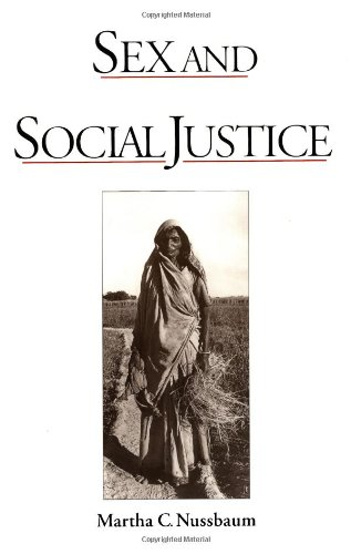 Sex and Social Justice