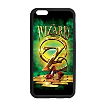 buy Protective Hard Rubber Fitted Phone Case Cover For Iphone 6 Plus / 6S Plus, Iphone 6+ / 6S+, The Wizard Of Oz -6Pluss419