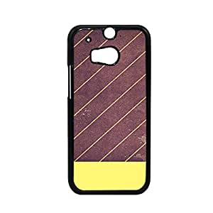 Vibhar printed case back cover for HTC One M8 Road
