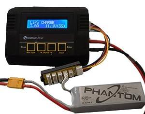 DSLRPros - Quantum Pro Q1 Plus LiPo Multi-Charger AC/DC