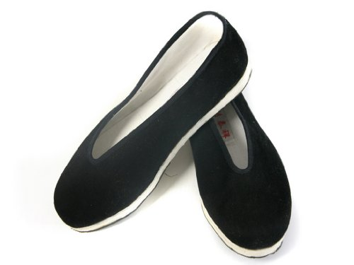 100% Hand Made High Quality Kung Fu Men Shoes Slipper Tai Ji Shoes