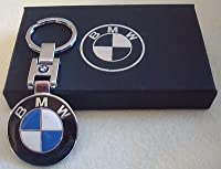 BMW logo keyring metal key chain/keychain keyfobs by Generic