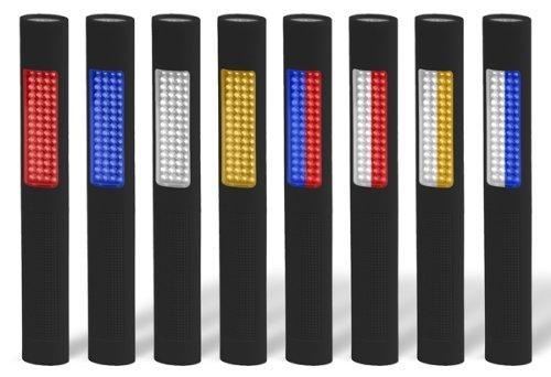 【BAYCO】NIGHT STICK PRO 2-in-1 災害・事故・交通・誘導ライト(ランタン)赤色発光
