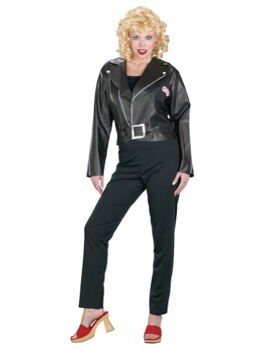 Grease Sandys Cool Sm Adult Womens Costume - Funworld