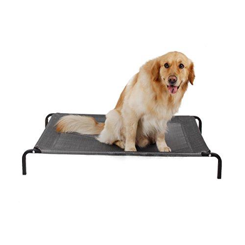 PAWZ Road ペットベッド さわやか 夏専用ベッド 大型犬 頑丈 M