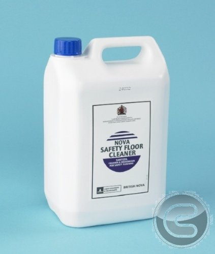 Nova Safety Detergente Per Pavimenti - 5 Litri - British Nova BN6921