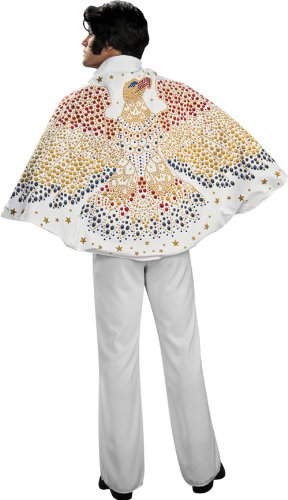 Elvis Eagle Costume Cape 70s Elvis Cape Elvis Eagle Cape 16735