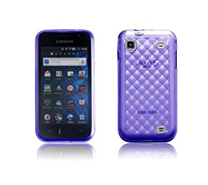 [Purple] Samsung Galaxy Player 4.0 WiFi (ONLY) Case **THIS CASE WILL NOT FIT A 4.2, 3.6 OR 5.0** This is not intended for any Phone!