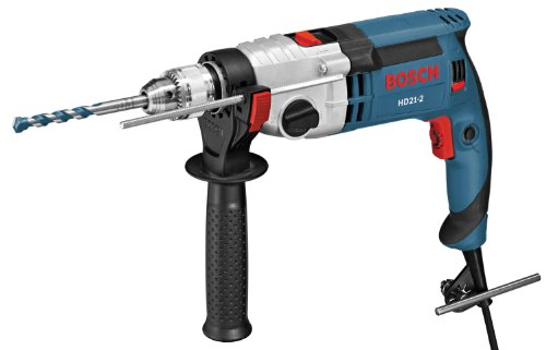 Bosch HD21-2 Speed Hammer Drill, Blue