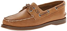 Sperry Top-Sider Women\'s Authentic Original 2-Eye Boat Shoe,Sahara ,8.5 M US