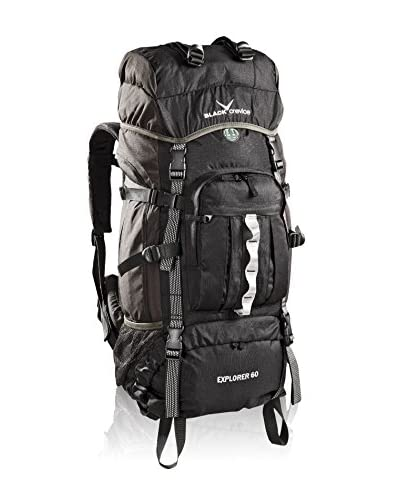 Black Crevice Zaino Explorer 60L [Nero]