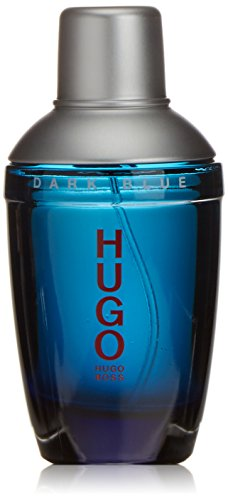 Hugo Boss Hugo Dark Blue Eau de Toilette, Uomo, 75 ml