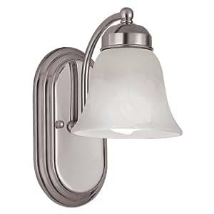 Portfolio Vanity Light Chrome : Amazon.com - Portfolio Polished Chrome Vanity Light Bar - Vanity Lighting Fixtures