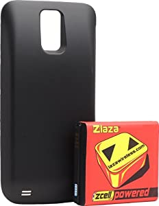 Laza Zcell NFC 3800mah Extended Battery T-Mobile Samsung Galaxy SII S2 t989 Tmobile