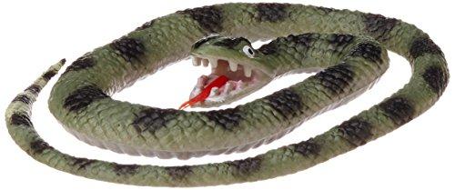 "26"" Green Rubber Anaconda"