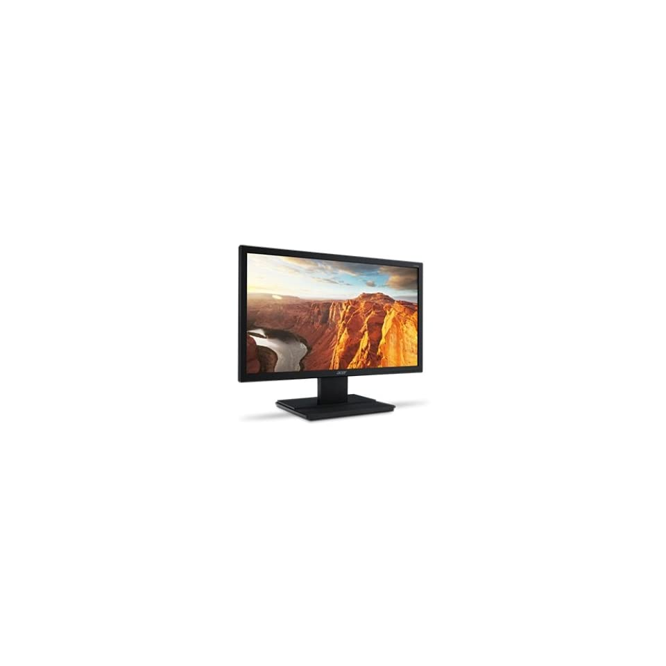 Acer UM.IV6AA.A01 V206HQL 19.5 LED LCD Monitor   169   5 ms Computers & Accessories