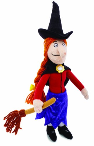 Kids Preferred Room on The Broom: Witch Plush