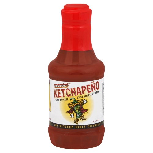 Ketch on Fire, Ketchape?o, 18-ounce Bottle (Pack of 2) - 1