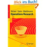 Operations Research (Springer-Lehrbuch) (German Edition)