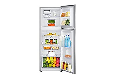 Samsung RT27JARMESE Frost-free Refrigerator (253 Ltrs,Elective Silver)