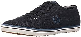 Fred Perry Mens Kingston Tweed Fashion Sneaker B01IA2WQ7Y