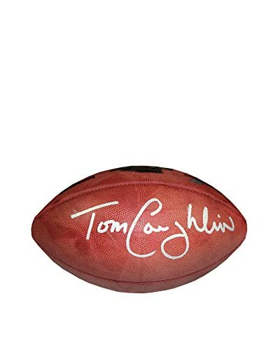 Steiner Sports Memorabilia Tom Coughlin New York Giants Autographed 42 Football