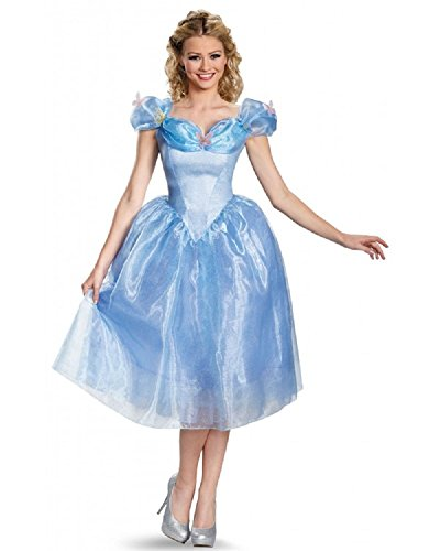 Disney Cinderella Movie Adult Costume Deluxe