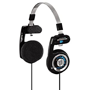 Koss PortaPro Headphones with Case - Save: 25%