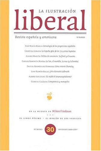 La Ilustracion Liberal - Revista Espanola Y Americana