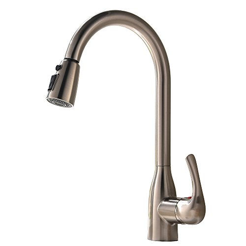 top 5 best pull out kitchen faucet for sale 2016 product