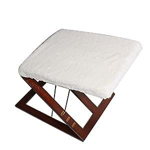 faltbarer fu hocker fu bank fuss schemel fu schaukel fu bein hocker klappbar k che. Black Bedroom Furniture Sets. Home Design Ideas