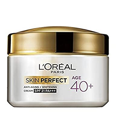 L'Oreal Paris Perfect Skin 40+ Day Cream, 50g: Amazon.in: Beauty
