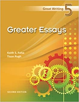 Great Writing 3 : From Great Paragraphs to Great Essays 3e