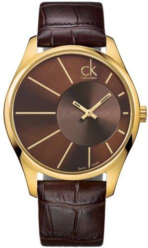 Calvin Klein CK Deluxe Mens Watch K0S21603