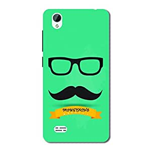 OVERSHADOW DESIGNER PRINTED BACK CASE COVER FOR VIVO Y31