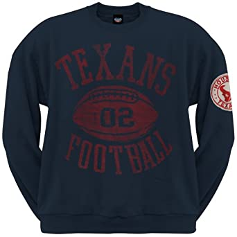 Houston Texans - Fieldgoal Crewneck Sweatshirt by Old Glory