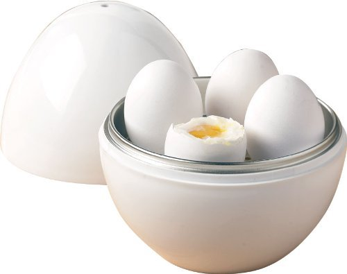 Microwave Hard Boiled Egg front-635213