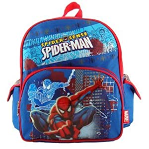 MARVEL SPIDERMAN TODDLER BACKPACK - CITY PATROL
