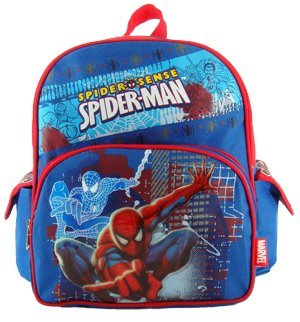 MARVEL SPIDERMAN TODDLER BACKPACK PATROL