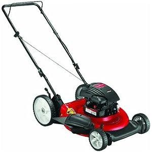 yard machine lawn mower reviews