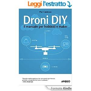 Droni DIY: il manuale per hobbisti e maker