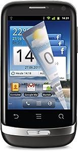 Huawei U8510 Blaze X3 - Smartphone libre Android (cámara 3.2 MP) color negro