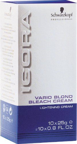 Schwarzkopf Igora Vario Blond Bleach Cream ...