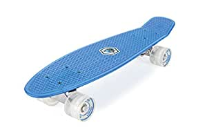 Osprey Retro PC 1970's Skateboard Bleu