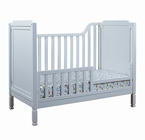 Sorelle Bedford Toddler Guard Rail, White