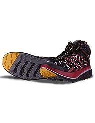 HOKA Tor Leather Mid Men's Trail Running Shoe